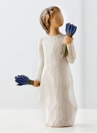 Lavender Grace (Lavanta Büyüsü)-Willow Tree